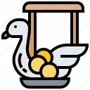 boat, leisure, park, pedal, recreation icon