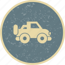 eep, suv, transport, vehicle icon