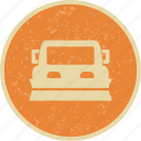 snow, snow plow, truck icon