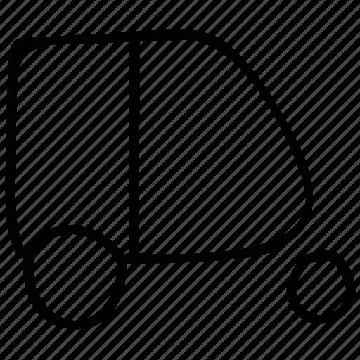 auto, automobile, rickshaw, transport icon