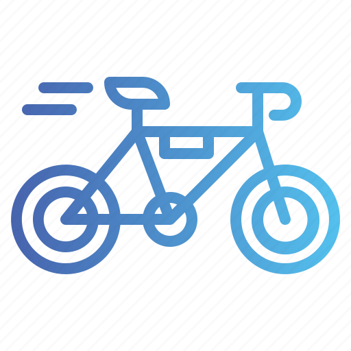 Bicycle, bike, cycling, transportation icon - Download on Iconfinder