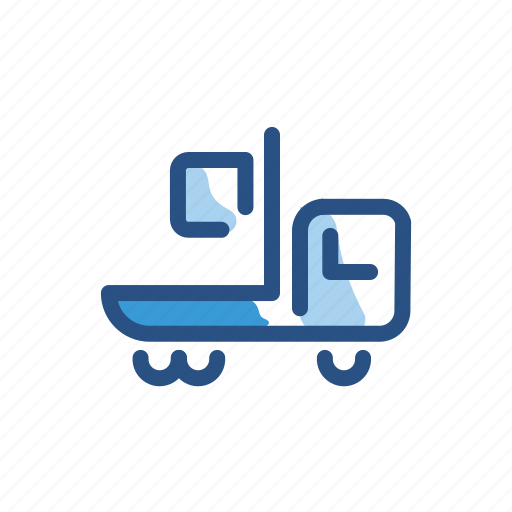 lorry, transport, transportation, truck, vehicle icon