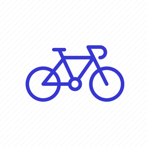 bicycle, bike, cycle, game, sports, transportation, vehicle icon