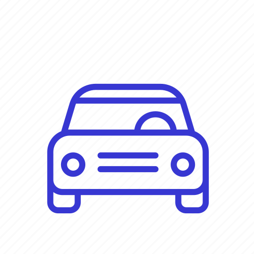 car, tourism, transportation, travel, trip, vacation, vehicle icon