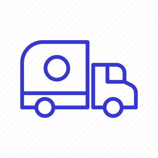Transport, transportation, vehicle, logistic, shipping, parcel, truck icon - Download on Iconfinder