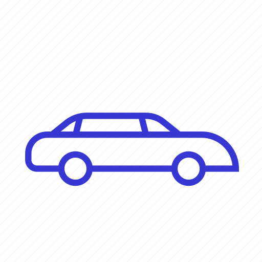 car, drive, limousine, luxury, service, travelling, vehicle icon