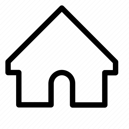 building, home, homepage, house, nav, navigation, page icon