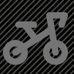 bicycle, bike, cycle, drive, ride, travel, vehicle icon