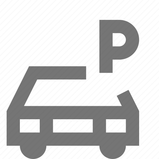 car, parking, transportation icon