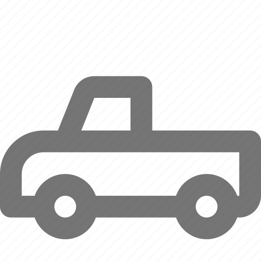 car, pickup, transportation, truck icon