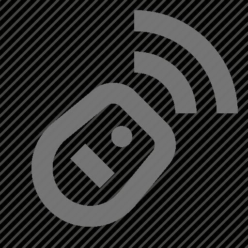 car, remote icon