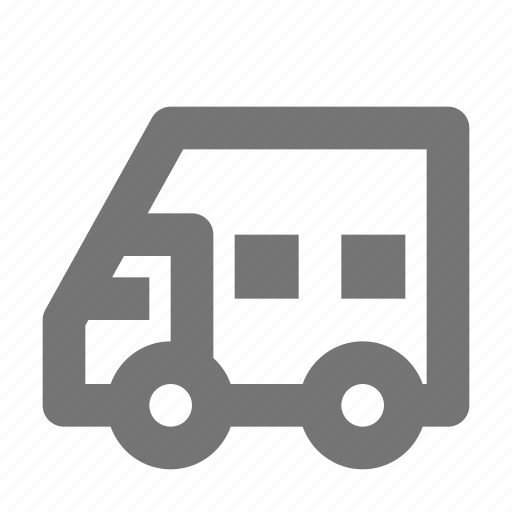 camping, road, rv, transportation, travel, truck, vehicle icon