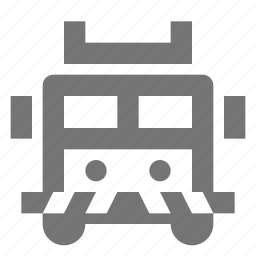 drive, fire, transportation, travel, truck, vehicle icon