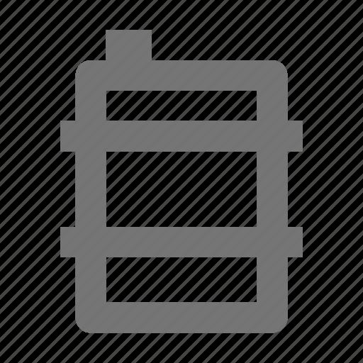 barrel, fuel, gas, oil, petrol, tank icon