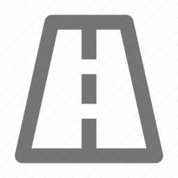automobile, drive, road, transportation, travel, vehicle icon