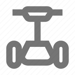 scooter, segway, transportation icon