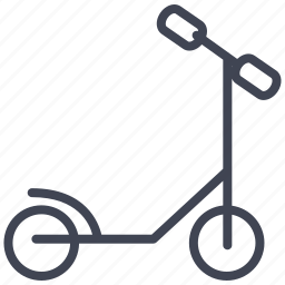 motorcycle, scooter, transport, transportation, vehicle icon