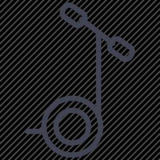 scooter, segway, transport, transportation, vehicle icon