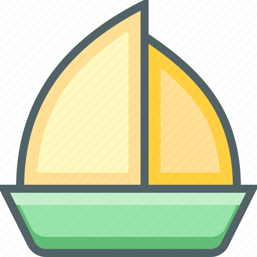 boat, cruise, sailing, ship, travel, vessel, yacht icon