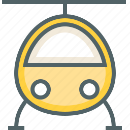 chopper, flight, helicopter, transport, transportation, travel, vehicle icon