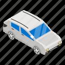 auto, automobile, car, hatchback, motorcar, passenger car icon