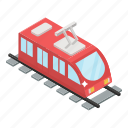 railway, railway track, subway, train, tram, transport