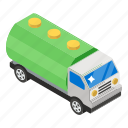 fuel delivery, fuel logistics, fuel tanker, oil container, oil tanker icon