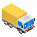 delivery cargo, delivery vehicle, delivery services, logistics, truck, cargo truck icon