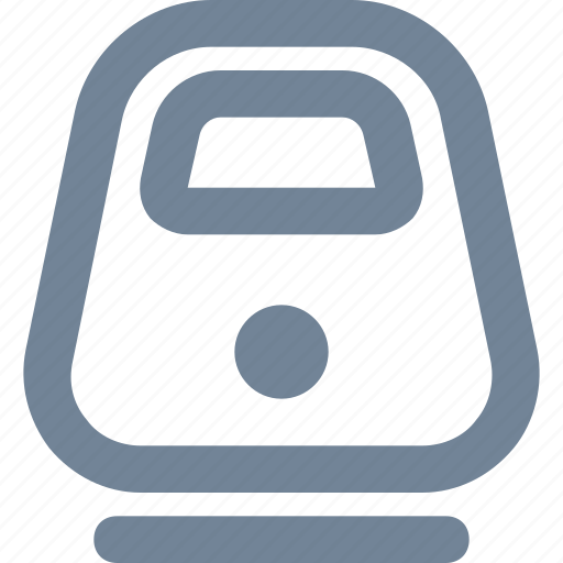 electric, metro, public, train, transportation icon