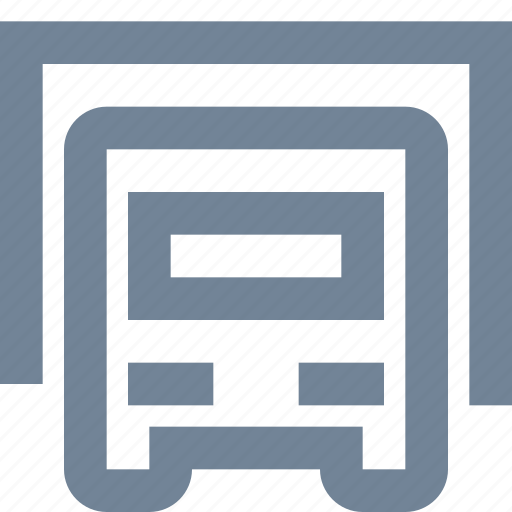 auto, car, delivery, logistic, shipping, transportation, truck, vehicle icon