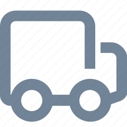 car, delivery, logistic, shipping, transportation, truck, vehicle icon