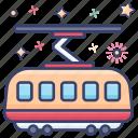 railway, subway, train, tram, transport