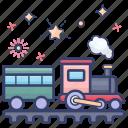 rail transport, railway, railway track, train, transport