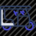 rickshaw, auto, transport, tuk tuk, auto rickshaw