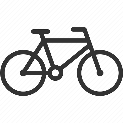 bicycle, bike, city, transportation icon