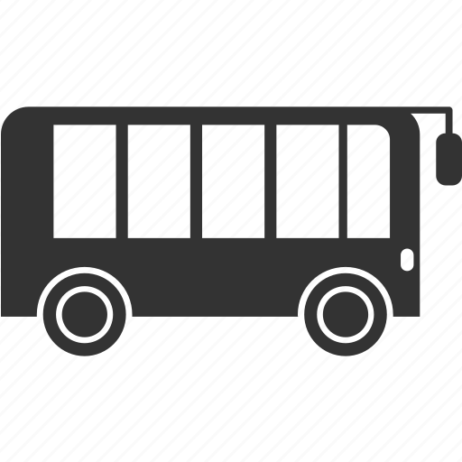 bus, day, scholling, transport icon