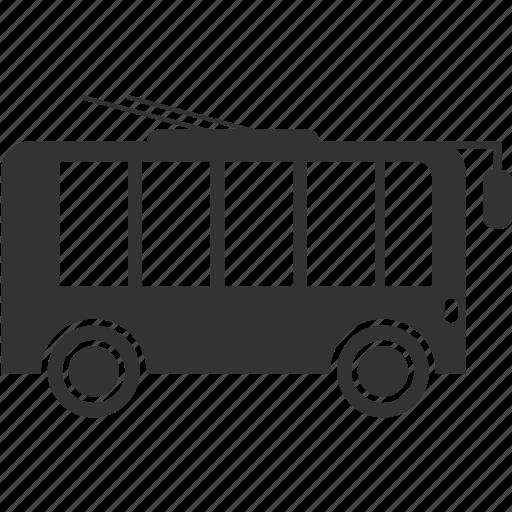 bus, school, transportation icon