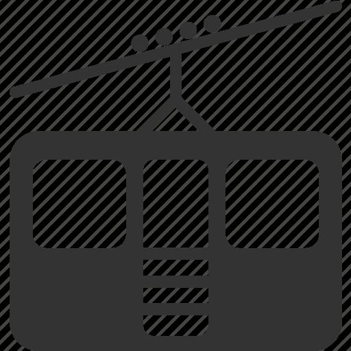 gantole, recreation, transport icon