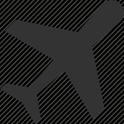 air, aviation, plane, transportaion icon