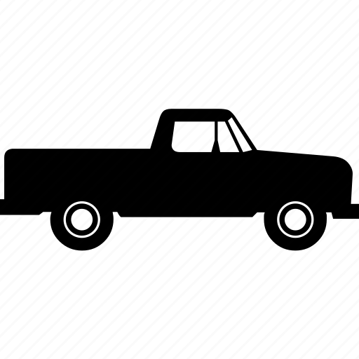 automobile, car, logistics, pickup, traffic, transport, truck icon