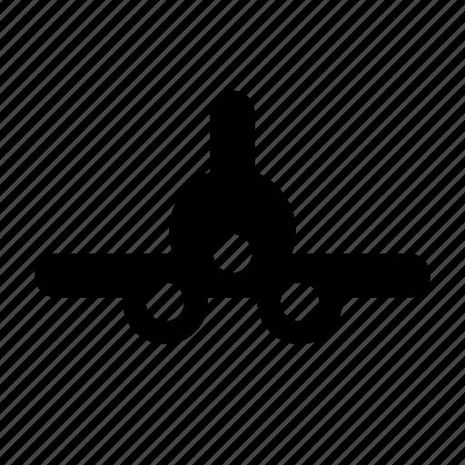 flight, holiday, jet, plane, transport, travel, trip icon