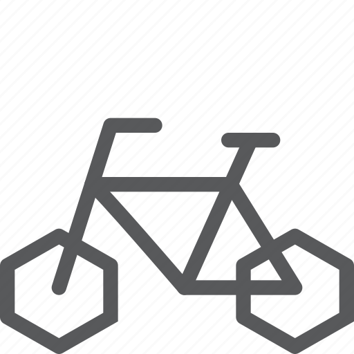 bicycle, bike, ride, transport, travel, vehicle icon