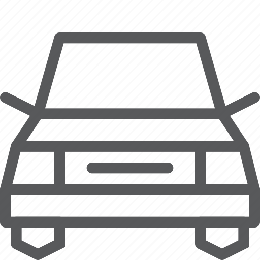 car, drive, road, transport, travel, vehicle icon