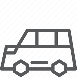 automobile, car, drive, road, transport, travel, vehicle icon
