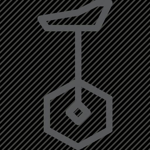 bike, circus, mono, monocycle, one, transport, travel, vehicle icon