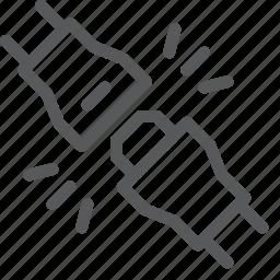 lock, safe, seatbelt, secure, transport, travel, vehicle icon
