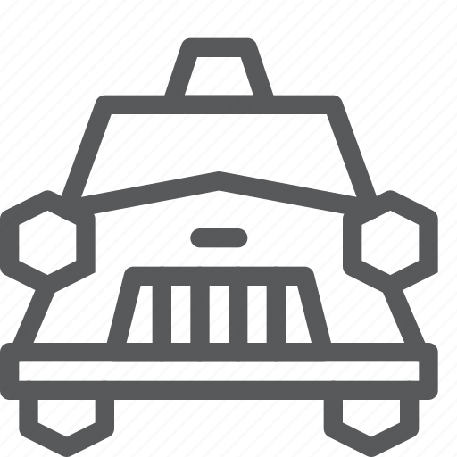 cab, drive, service, taxi, transport, travel, vehicle icon