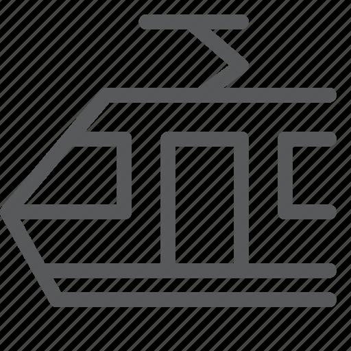 locomotive, subway, train, transport, travel, vehicle icon
