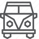 cargo, delivery, transport, travel, van, vehicle icon