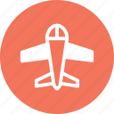 airplane, fly, plane, travel icon